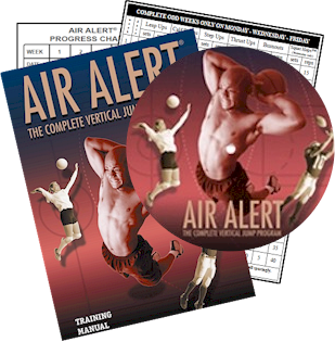 get air alert the complete vertical jump program