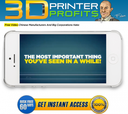 3D Printing Profits