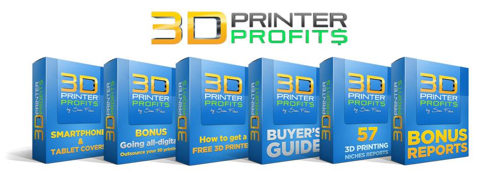 3D Printing Profits download