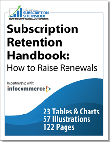 get subscription site insider marketing know how