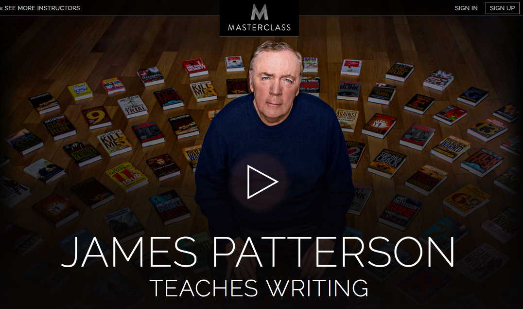 does james patterson use ghostwriters Two weeks ago i received a really interesting note from mj, concerning james patterson while we know that patterson doesn't write cozy mystery books, he does write mysteries.