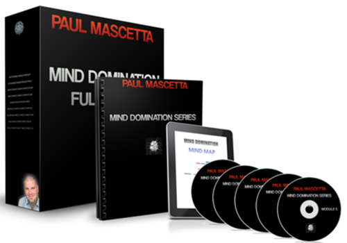 The Mind Domination Series – Paul Mascetta download