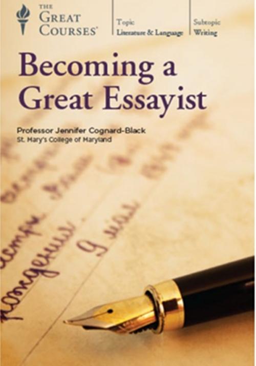Great essayists