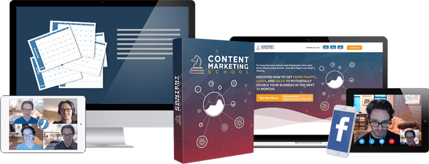 Content Marketing School – Cody Lister download