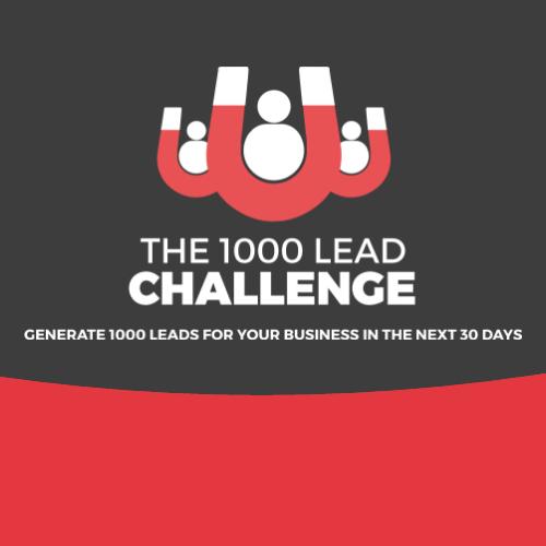 The 1000 Lead Challenge + Facebook Messenger Ads – Ben Adkins download