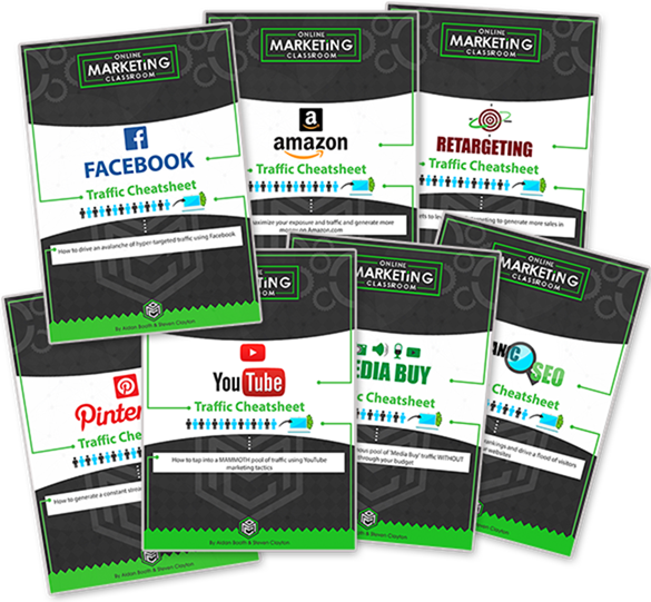 Price Reduced Online Marketing Classroom