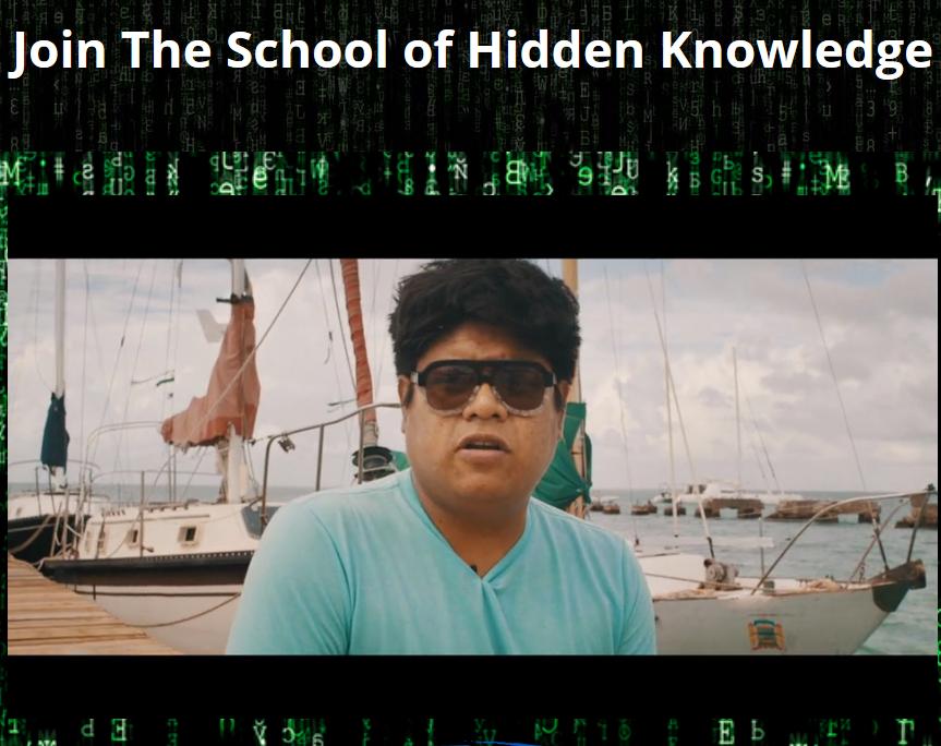 School of Hidden Knowledge – Ronnie Sandlin download