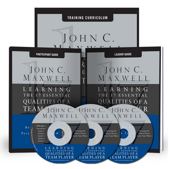 The 17 Essential Qualities of a Team Player DVD Training Curriculum – John Maxwell download