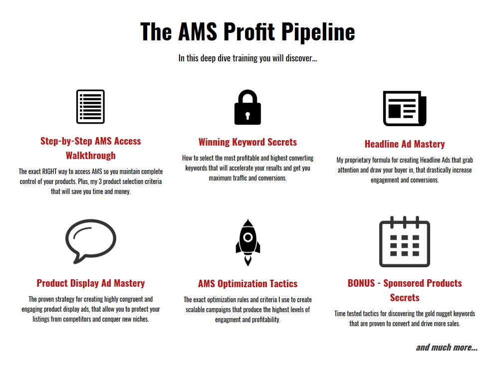 The AMS Profit Pipeline – Bryan Bowman download