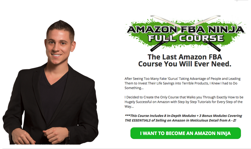 Amazon FBA Ninja – Kevin David download