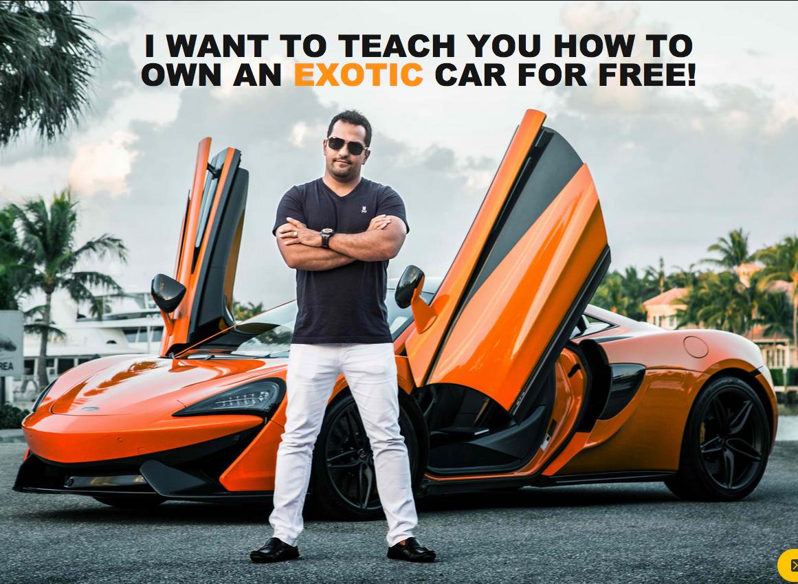 Exotic Car Hacks – Pejman Ghadimi download