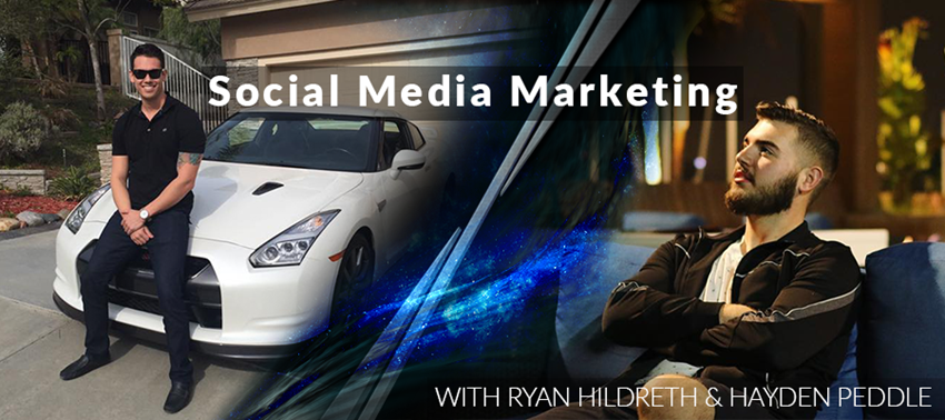 Social Media Marketing Mastery – Ryan Hildreth download