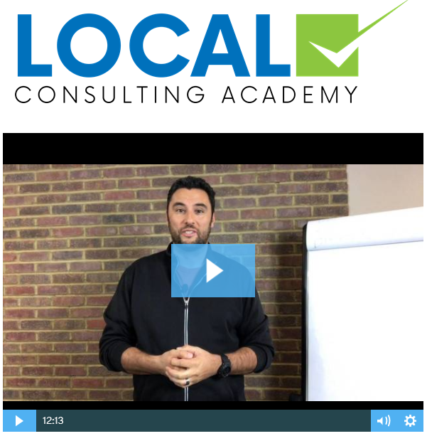 Local Consulting Academy – Joe Soto download