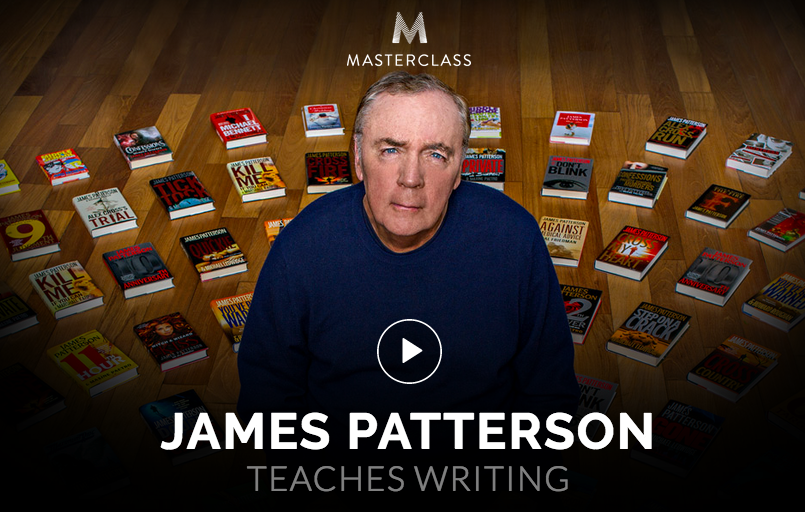 Teaches Writing – James Patterson download