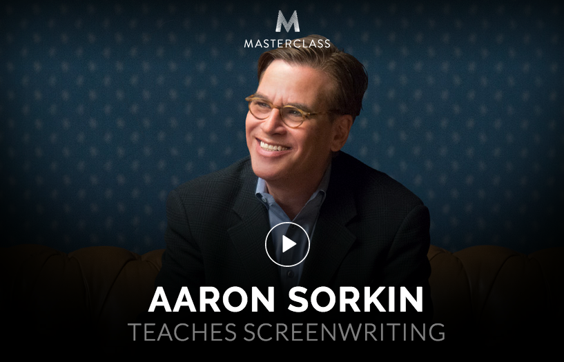 Aaron Sorkin Teaches Screenwriting download