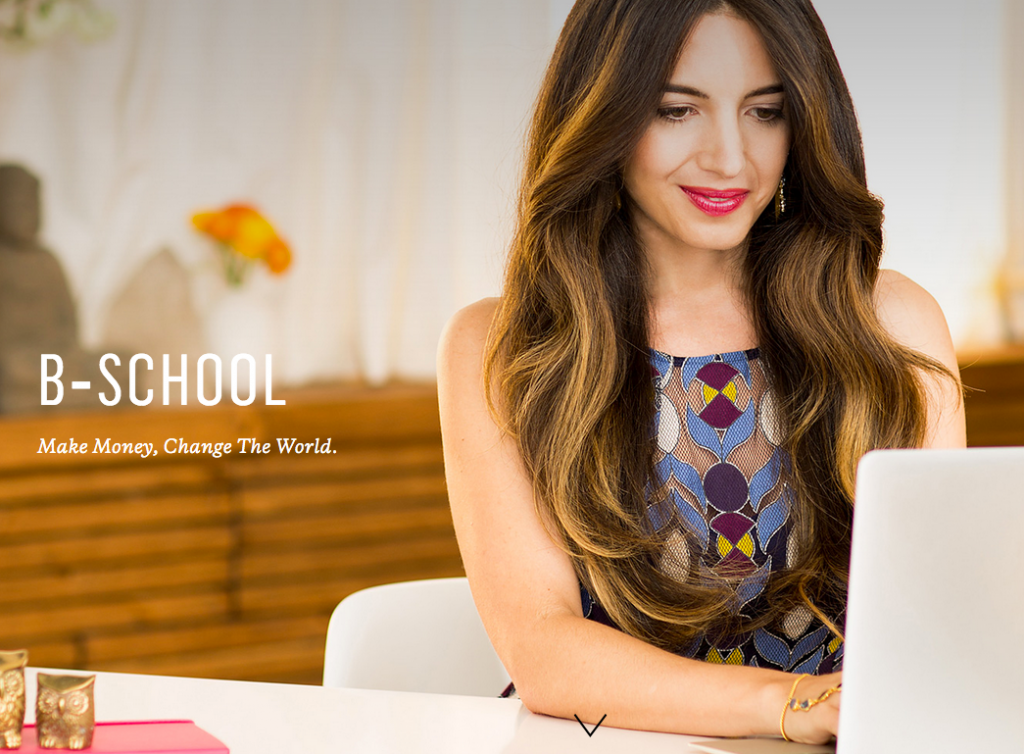 B‑School – Marie Forleo download