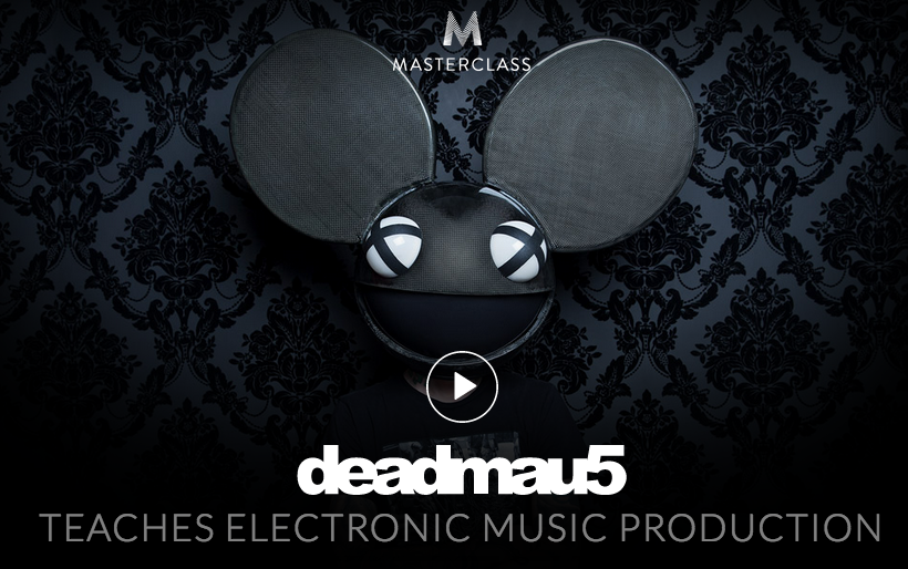Teaches Electronic Music Production – Deadmau5 download