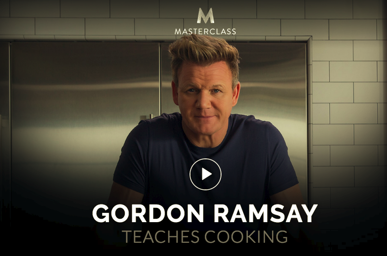 Teaches Cooking – Gordon Ramsay download