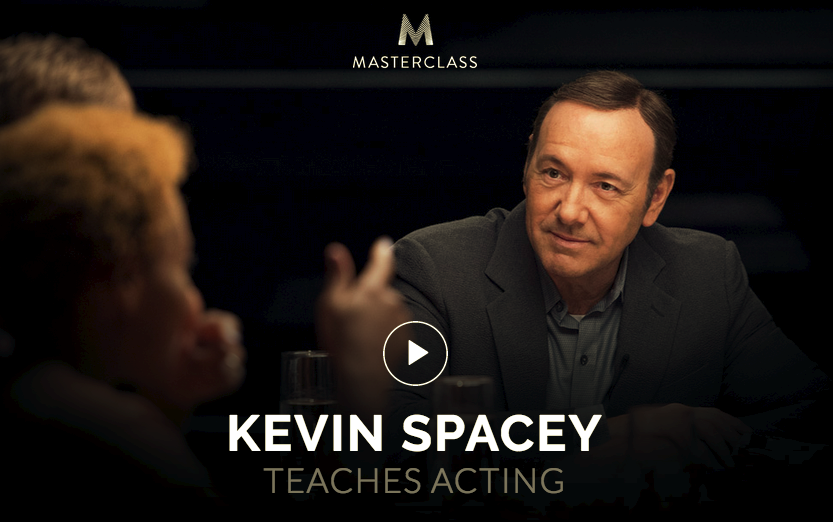Teaches Acting – Kevin Spacey download