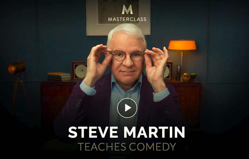 Teaches Comedy – Steve Martin download