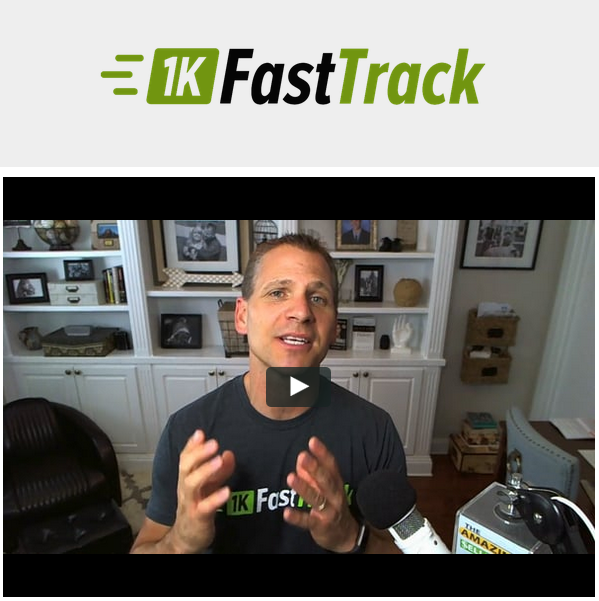 1k Fast Track – The Amazing Seller download