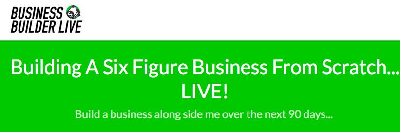 Business Builder Live – James Beattie download