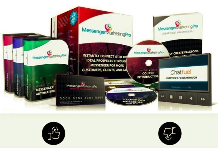Messenger Marketing Pro – Jesse Jameson download