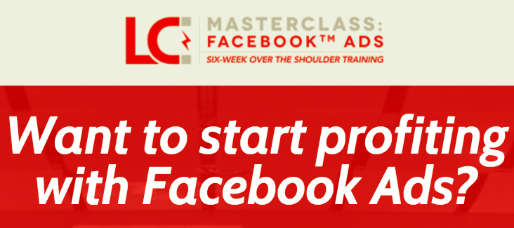 LeadCraft Masterclass Facebook Ads – Scott Oldford download