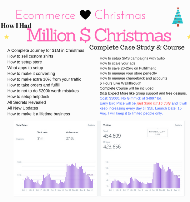 Million $ Christmas Course – Neeraj Mahajan download