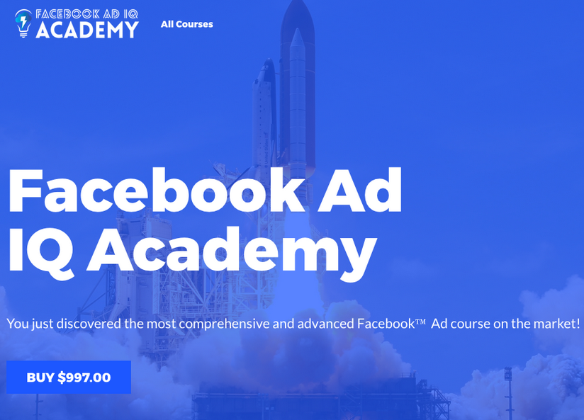 Facebook Ad IQ Academy – Maxwell Finn download