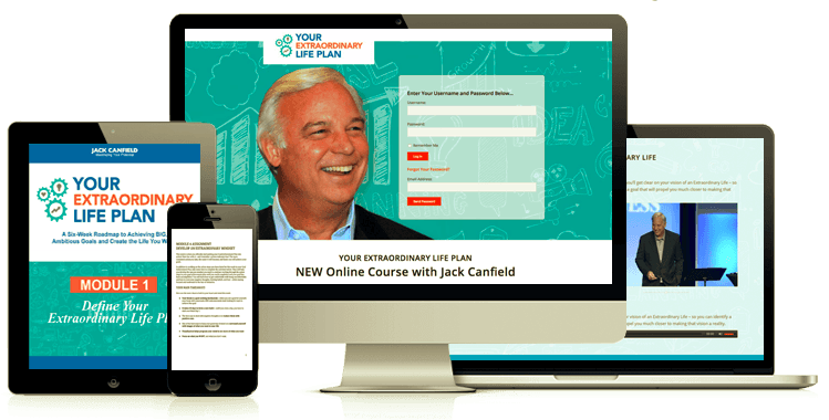 Your Extraordinary Life Plan – Jack Canfield download