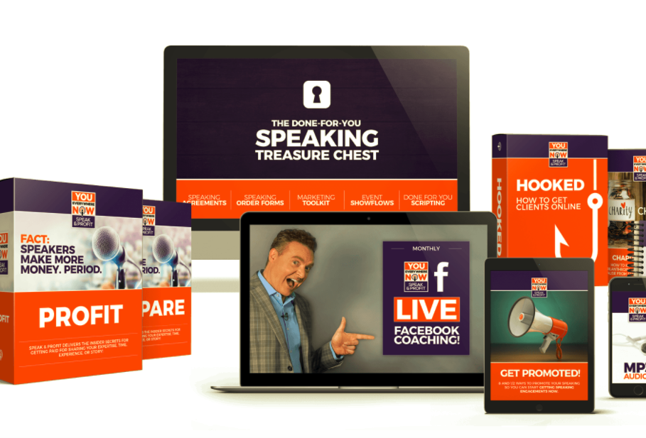 Speak and Profit 2017 – Mike Koenigs download