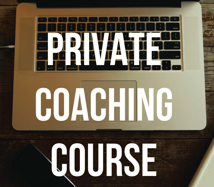 Private Coaching Course – Chanel Stevens download