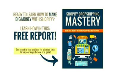 Shopify Drop Ship Mastery download