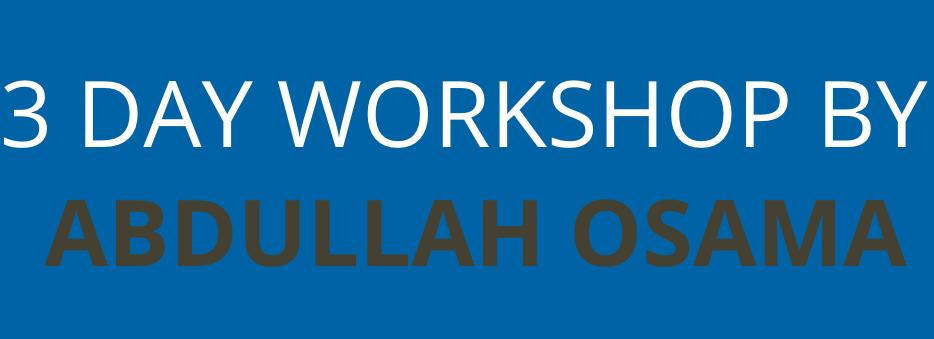 9 Figure Ecom 3 Day Shopify Online Workshop – Abdullah Osama download