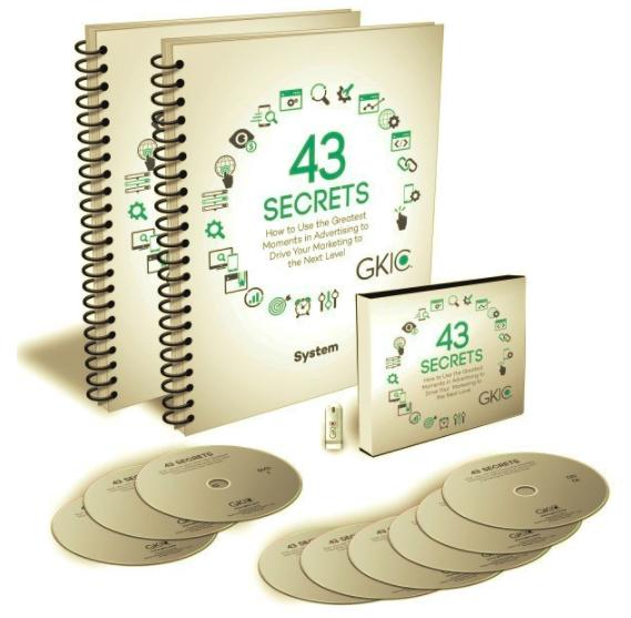 43 Secrets To Advertising – Dan Kennedy download