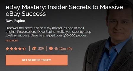 eBay Mastery Insider Secrets to Massive eBay Success (2017) download