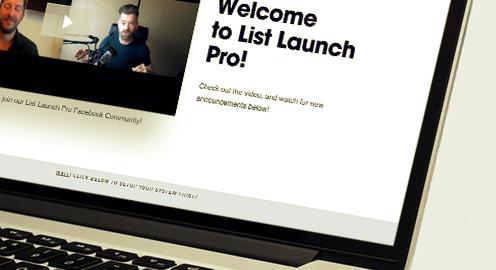 List Launch Pro Training Program – Winter Vee, Tim Tarango download