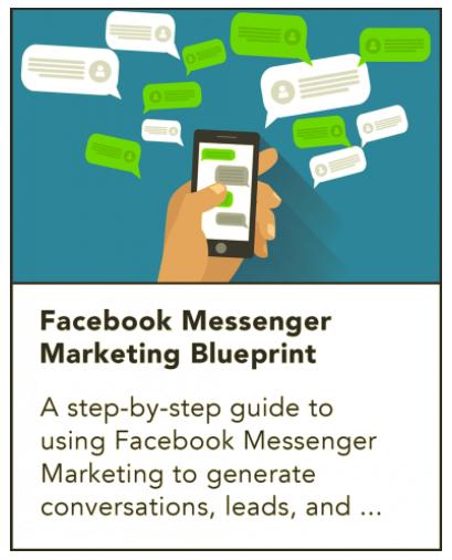Facebook Messenger Marketing Blueprint 2017 – Ryan Deiss download