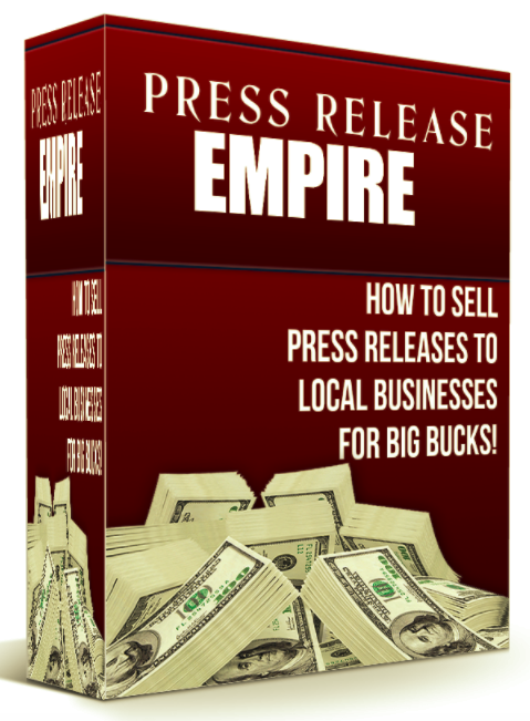 Press Release Empire – Training & Software DFY Bundle & Bonuses download