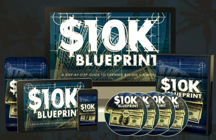 10K Blueprint PLR Package FE + Upsell – PLRsalesfunnels download