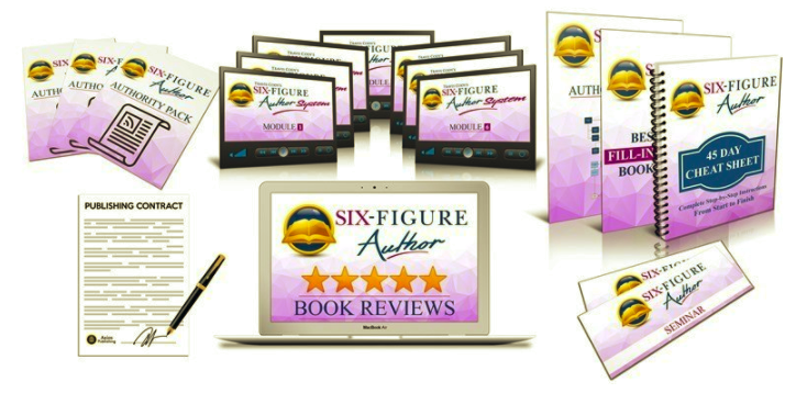 Six-Figure Author System – Travis Cody download
