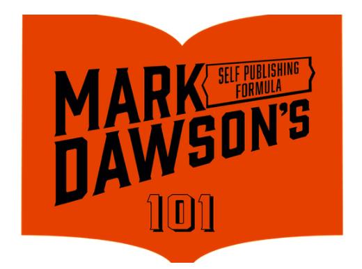 Self Publishing 101 – Mark Dawson download