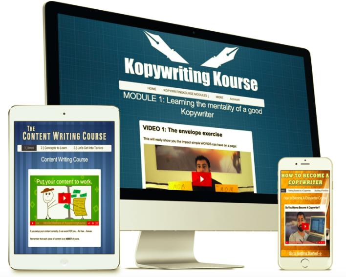 KopyWriting Kourse – Neville Medhora download
