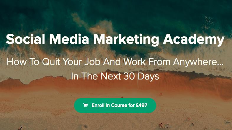 Social Media Marketing Academy – Bradley Riley download