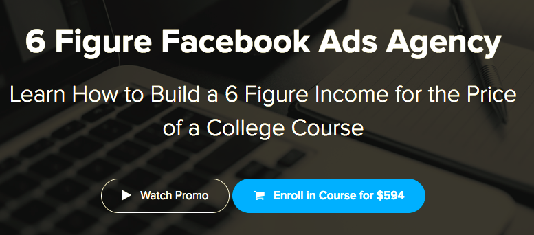 6 Figure Facebook Ads Agency – Billy Willson download