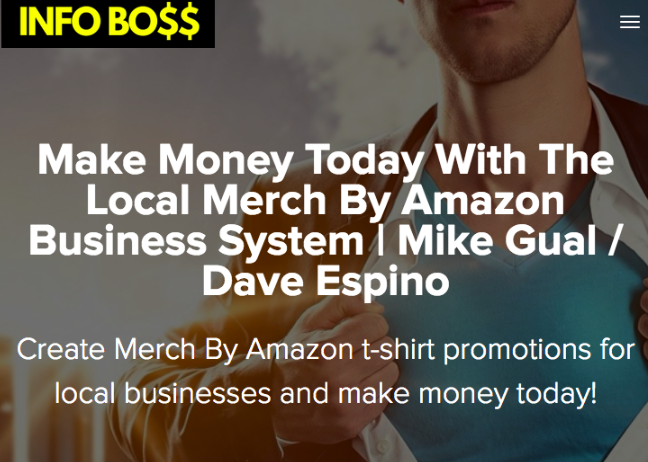 Local Merch Course – Mike Gual & Dave Espino download