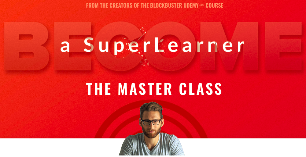 Become A Superlearner The Master Class – Jonathan Levi download