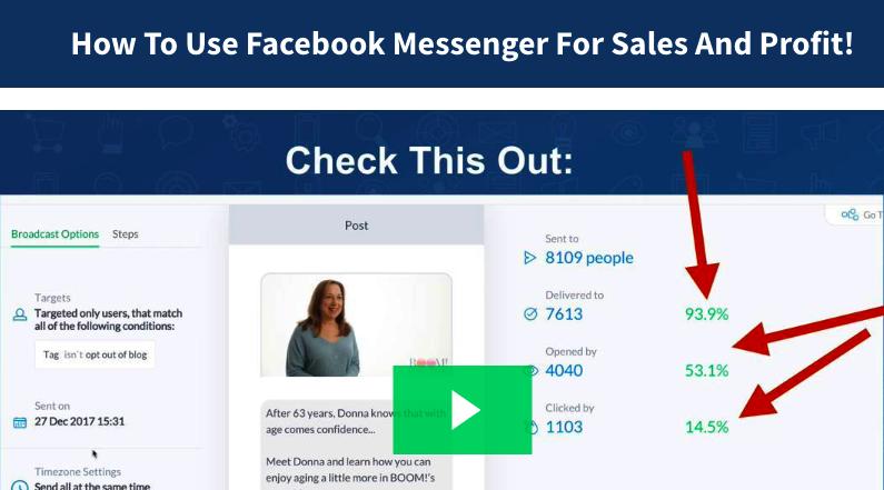 Smart Facebook Messenger – Ezra Firestone download