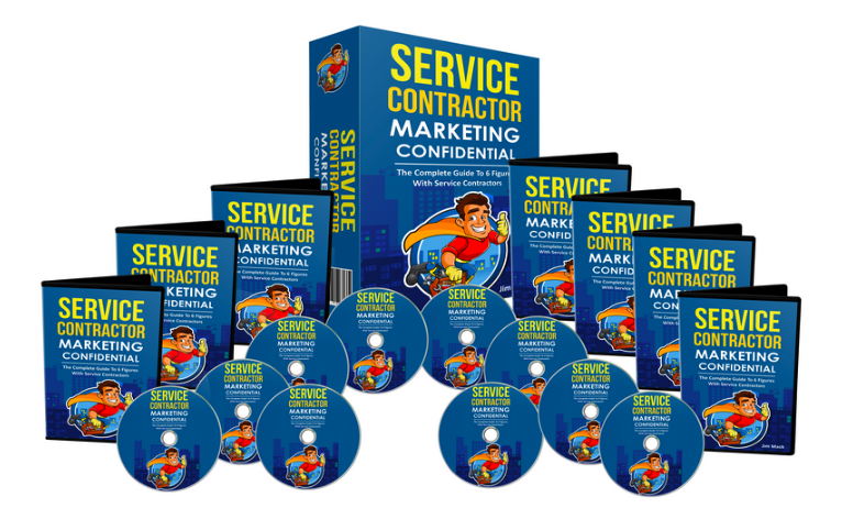 Service Contractor Marketing Confidential download